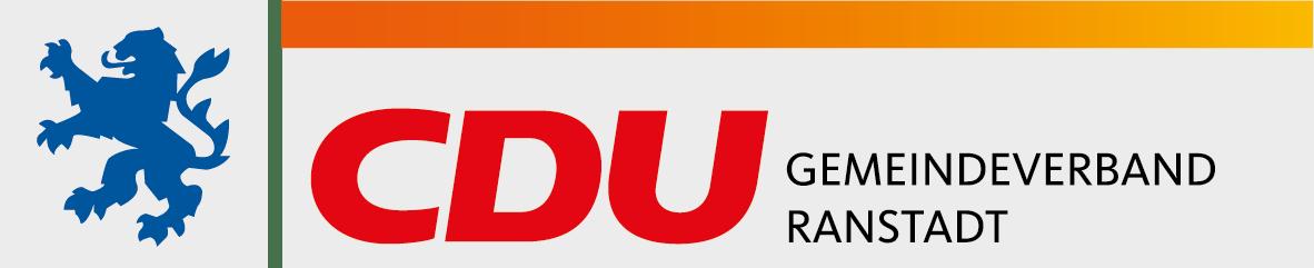 Logo von CDU Ranstadt