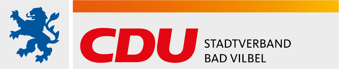 Logo von CDU Bad Vilbel