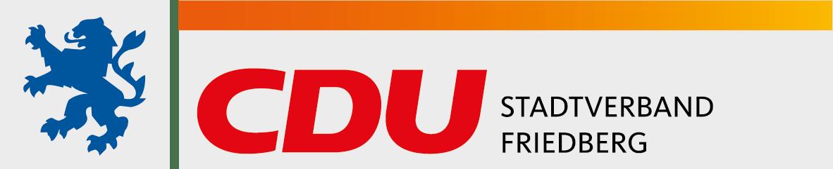 Logo von CDU Friedberg