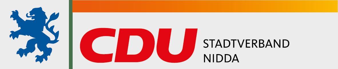 Logo von CDU Nidda