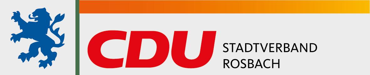Logo von CDU Rosbach