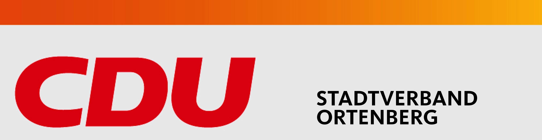 Logo von CDU Ortenberg