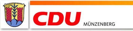 Logo von CDU Münzenberg