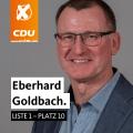 Eberhard Goldbach