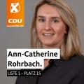 Ann-Catherine Rohrbach