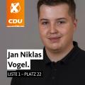 Jan Niklas Vogel